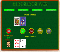 Blackjack Ace Game